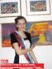 №21 Ефременко Марина, выпускница художественной школы города Тулуна.
