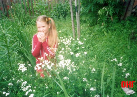 №68, Харина Лена, 8 лет.